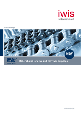EUROCHAIN Drive and Conveyor Chains