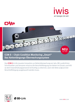 CCM-S - Chain Condition Monitoring