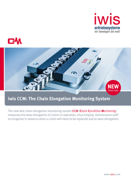 CCM Chain Condition Monitoring