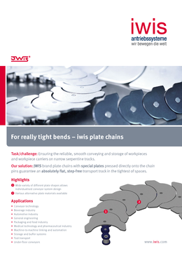 JWIS Plate chains