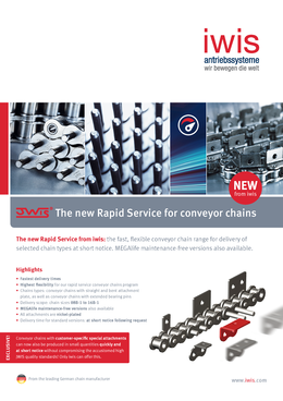 JWIS Rapid Service Attachment Chains