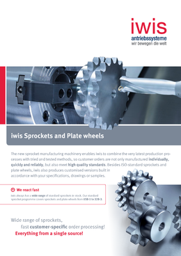 iwis Sprockets