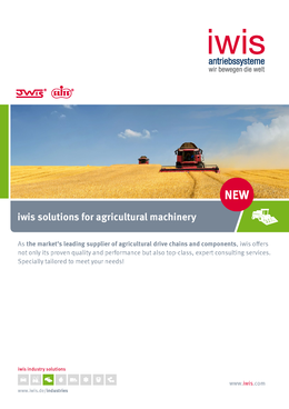 Solutions for Agricultural Machinery