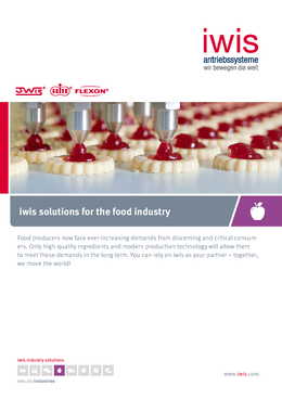 iwis Solutions for the Food Industry