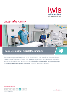 iwis Solutions for Medical Technology
