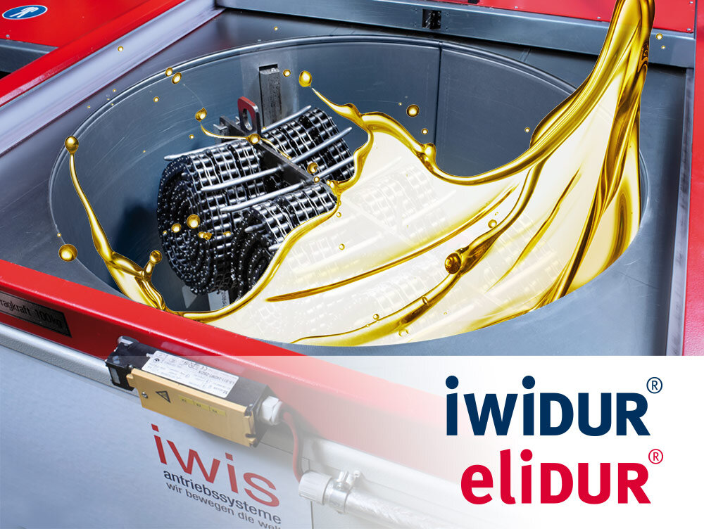 iwis IWIDUR ELIDUR Lubricants for roller chains