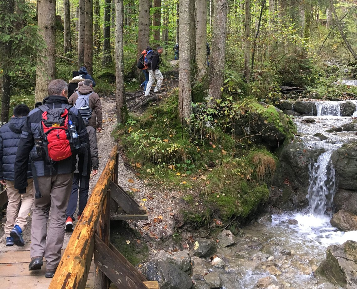 iwis Family Hiking Day 2017