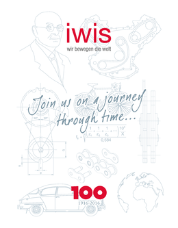 iwis 100 years jubilee journey
