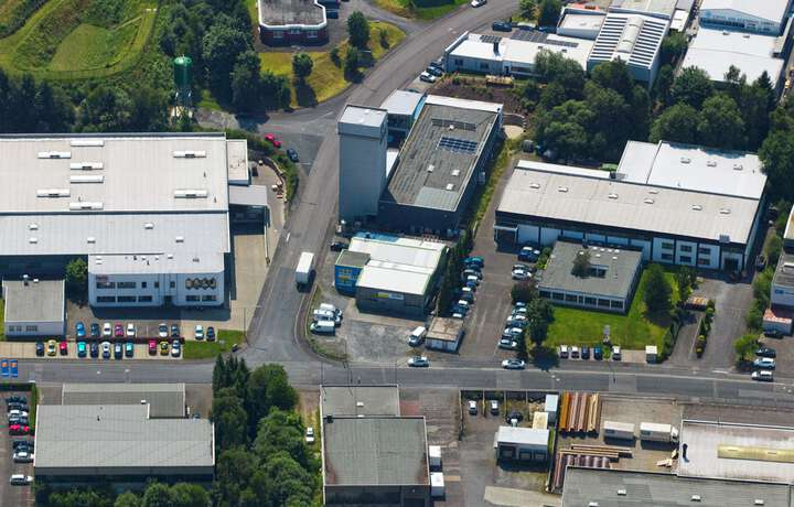 2006 Acquisition of Flexon Gmbh and expansion of the industrial division