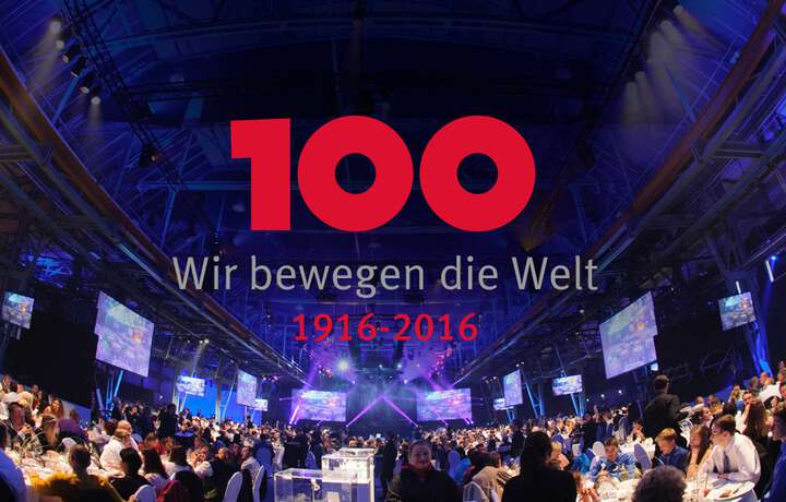2016 100th anniversary of iwis