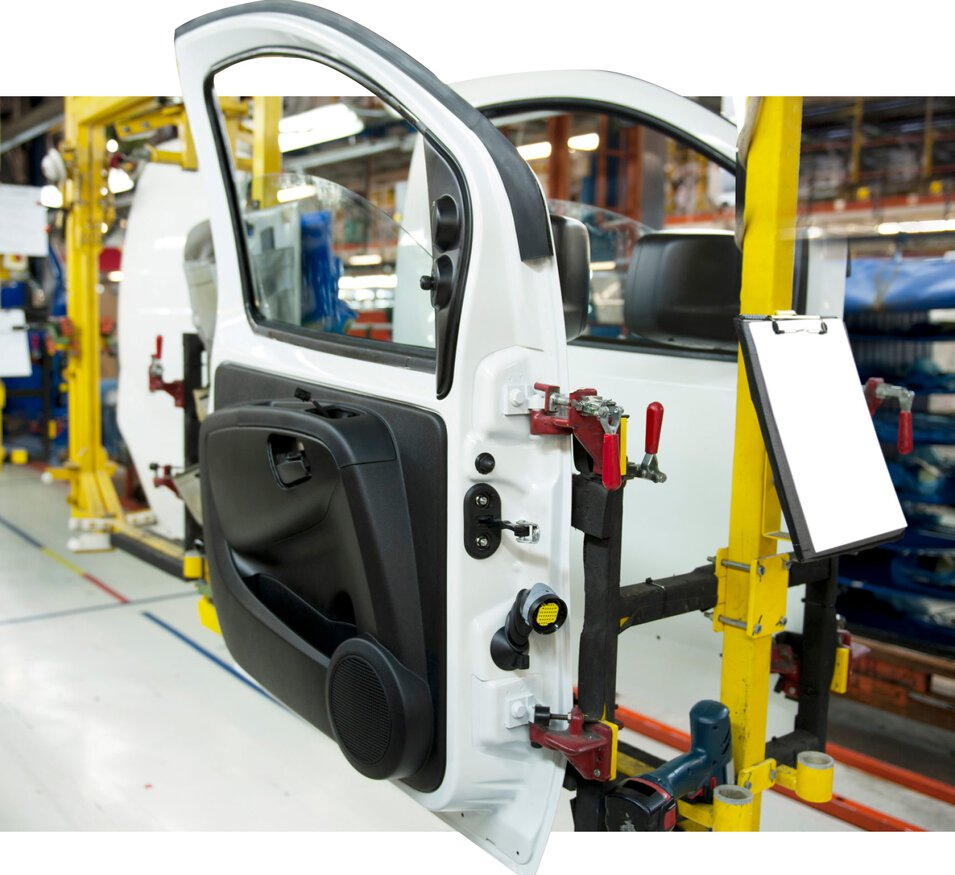 Supplier to the automotive industry Production facilities iwis