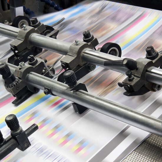 Drive solutions for the Printing Industry