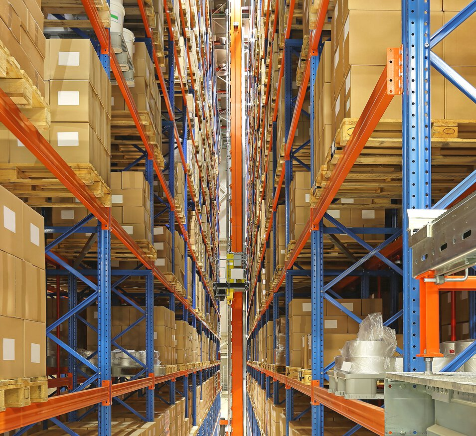 Systems solutions for Logistics and Conveyor Technology