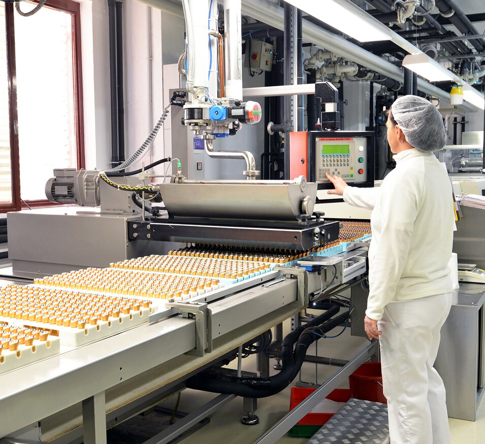 iwis solutions for the confectionery industry