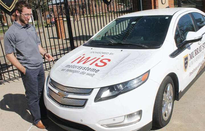 iwis sponsors the Murray State University