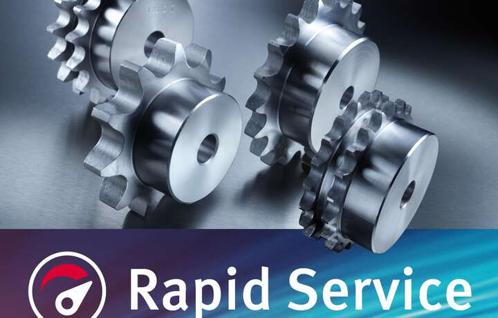 iwis Sprockets Rapid Service