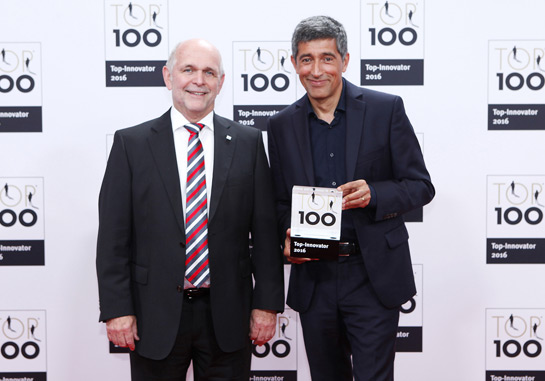 iwis Group is one of the Top 100