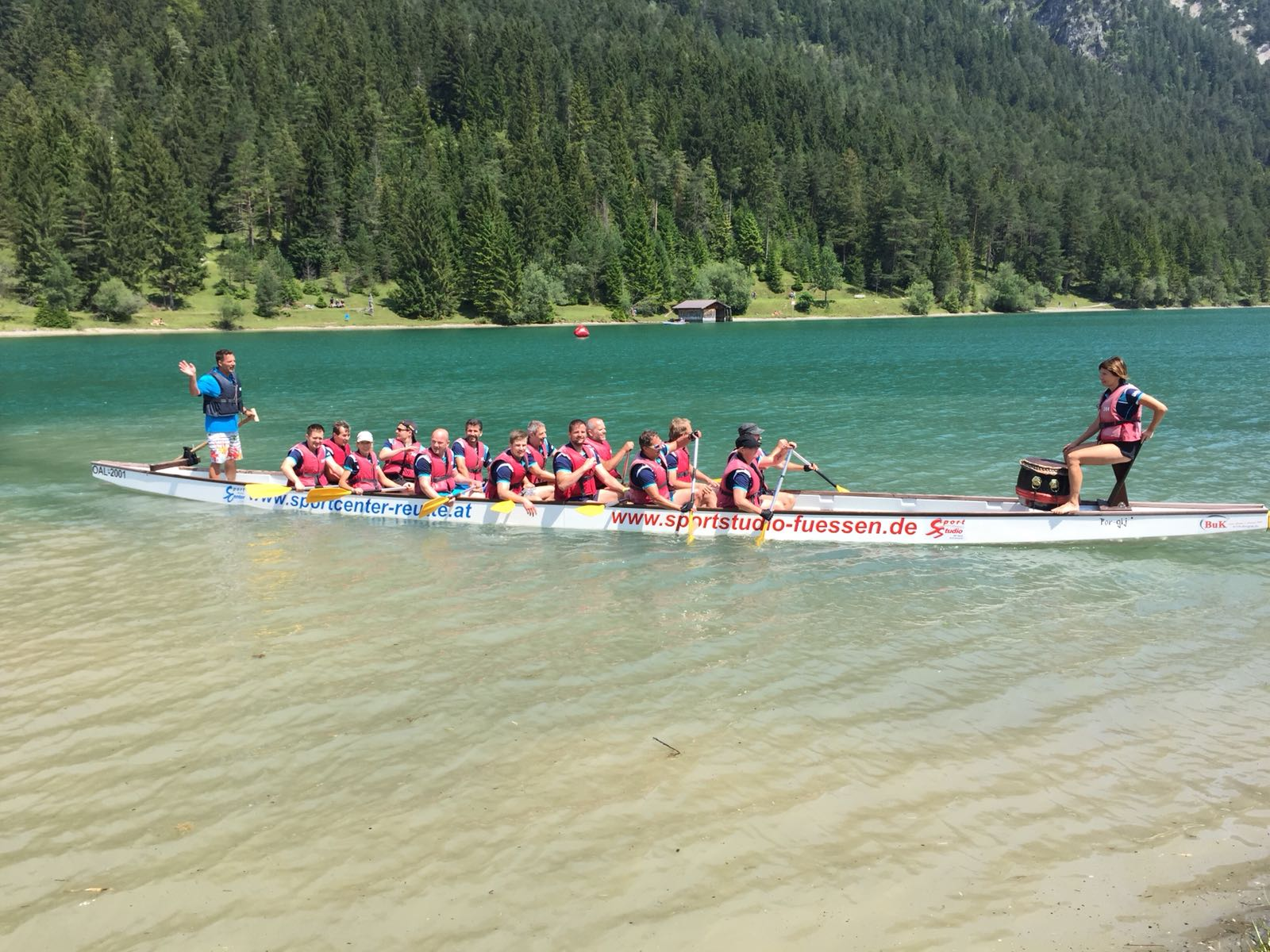 Unimet Dragon Boat Race