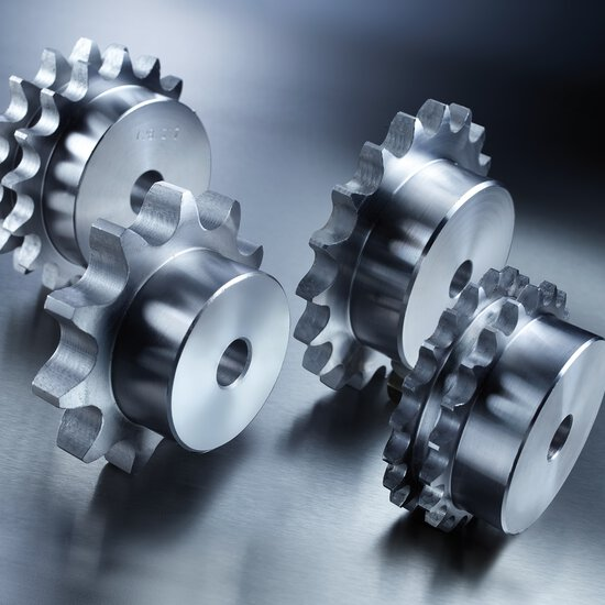 Sprockets industrial applications