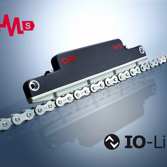CCM-S - The chain elongation monitoring system on JWIS chain