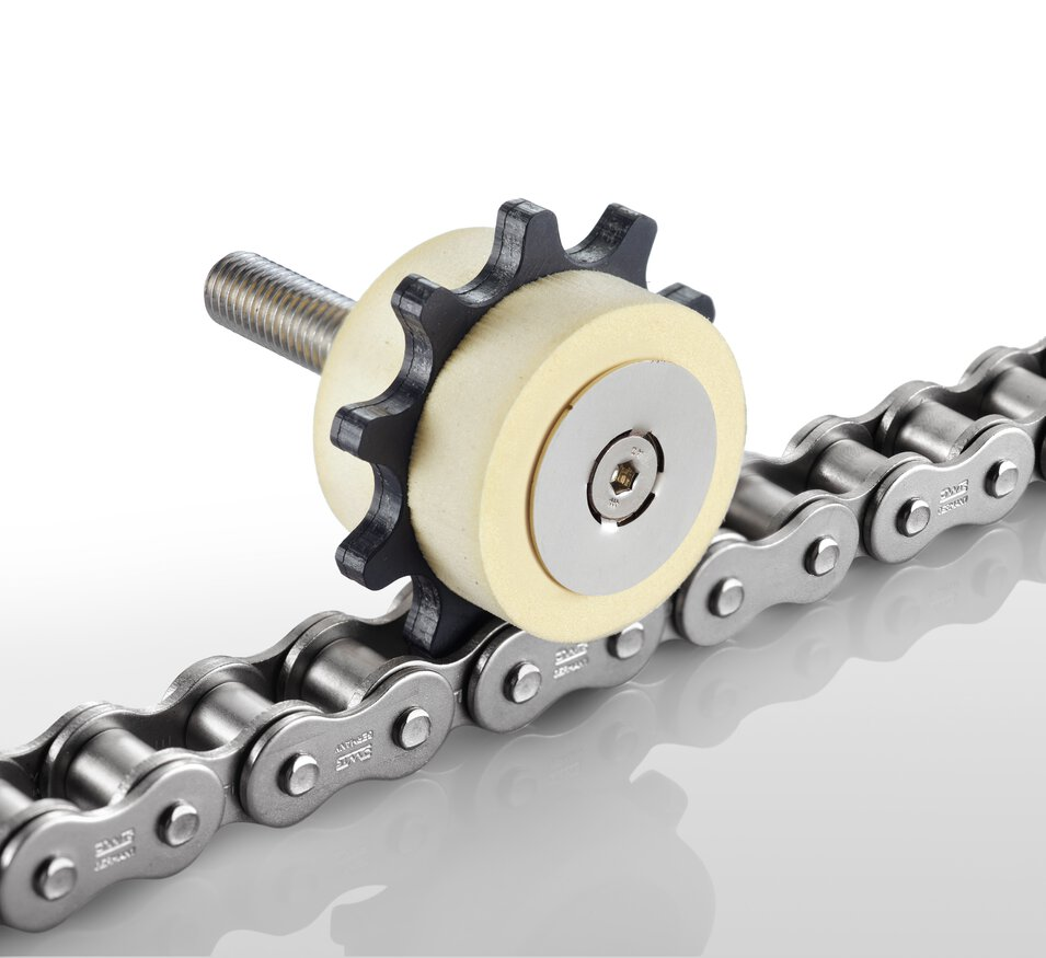 iwis PU-foam-applicator sprockets chain