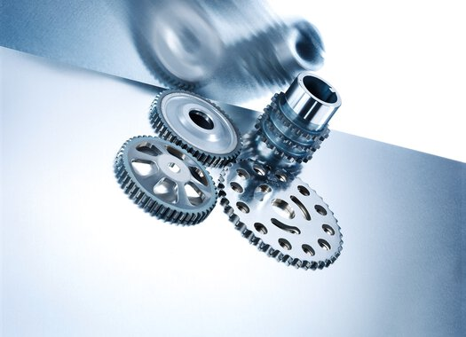 Single and multistrand sprockets